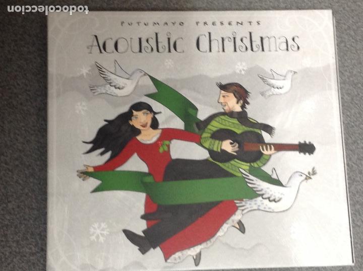 She And Him Christmas.Putamayo Christmas Acusticos She And Him Sta Sold