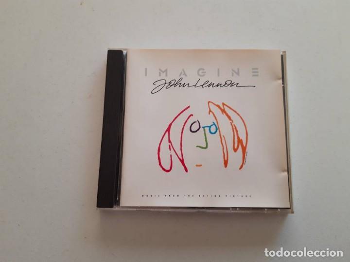 CD JOHN LENNON, IMAGINE (Música - CD's Otros Estilos)