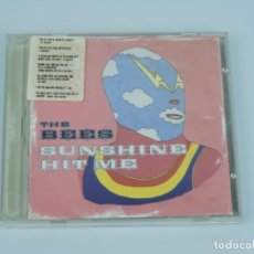 CDs de Música: THE BEES – SUNSHINE HIT ME CD. Lote 168150340