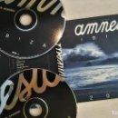 CDs de Música: CD DOBLE, THE OFFICIAL AMNESIA IBIZA 2001, RECOPILATORIO,TEMPO MUSIC – TM0264CD, EN MUY BUEN ESTADO. Lote 168151280