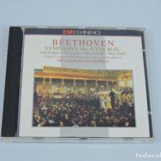 CDs de Música: BEETHOVEN SYMPHONY NO 9 ' CHORAL CD. Lote 180017060