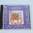 CDs de Música: THE MEDIEVAL SEPHARDIC HERITAGE ENSEMBLE FLORATA CD. Lote 168155484