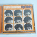 CDs de Música: HIGH FIDELITY - ORIGINAL SOUNDTRACK CD. Lote 168163028