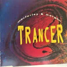 CDs de Música: CD MAXI DE MACFARLEY & MORGAN : TRANCER, 1994, ALMANIA. Lote 168165372