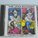 CDs de Música: THE JAZZ BUTCHER ‎– A SCANDAL IN BOHEMIA / SEX & TRAVEL CD . Lote 168172708