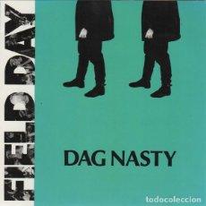 CDs de Música: DAG NASTY - FIELD DAY - 1988 ORIGINAL GIANT RECORDS EDITION. Lote 168179112
