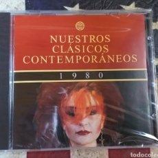 CDs de Música: CONTEMPORANEOS CD 1980 CLASICOS ALASKA PORTADA RECOPILATORIO + 5 € ENVIO C.N. Lote 168181090
