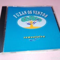 CDs de Música: CD-FUXAN OS VENTOS-SEMENTEIRA-1995-12 TEMAS-BUEN ESTADO-VER FOTOS. Lote 168227548