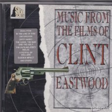 CDs de Música: MUSIC FROM THE FILMS OF CLINT EASTWOOD - CD. Lote 168262048