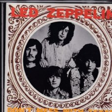 CDs de Música: LED ZEPPELIN - TEXAS INTERNATIONAL POP FESTIVAL - CD. Lote 168266140