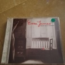 CDs de Música: ETTA JAMES. HEART OF A WOMAN (CD). Lote 168278252