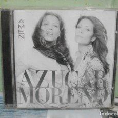 CDs de Música: AZUCAR MORENO AMEN CD ALBUM 2000 PEPETO. Lote 168356200