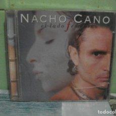 CDs de Música: NACHO CANO – EL LADO FEMENINO. ALBUM EN CD. MECANO. 1996 COMO NUEVO PEPETO. Lote 168356928