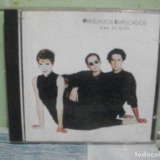 CDs de Música: PRESUNTOS IMPLICADOS - ALMA DE BLUES - CD ALBUM 11 TRACKS - 1989 WEA - COMO NUEVO PEPETO. Lote 168357248