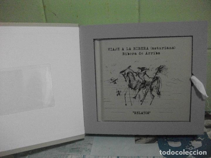 CDs de Música: CD PIPO PRENDES+ DVD + LIBRO RELATOS VIAJE A LA RIBERA ASTURIANA RIBERA DE ARRIBA ASTURIAS PEPETO - Foto 2 - 168360464