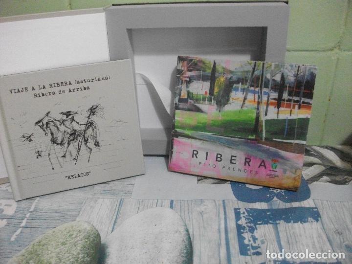 CDs de Música: CD PIPO PRENDES+ DVD + LIBRO RELATOS VIAJE A LA RIBERA ASTURIANA RIBERA DE ARRIBA ASTURIAS PEPETO - Foto 3 - 168360464
