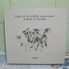 CDs de Música: CD PIPO PRENDES+ DVD + LIBRO RELATOS VIAJE A LA RIBERA ASTURIANA RIBERA DE ARRIBA ASTURIAS PEPETO. Lote 168360464