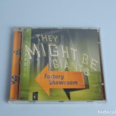 Music CDs - THEY MIGHT BE GIANTS : FACTORY SHOWROOM CD - 168431664