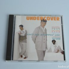 Music CDs - UNDERCOVER - AIN'T NO STOPPIN' US CD - 168431956