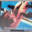 CDs de Música: 2CD- GREEN LINNET RECORDS - MADE IN USA - MILADOIRO,CHARLIE LENNON,DEANTA,KORNOG,TRIAN,TOUCHSTONE. Lote 168435353