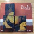 CDs de Música: BACH CONCIERTOS COLECCIÓN EL PAÍS NÚMERO 1. Lote 168452832