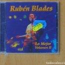 CDs de Música: RUBEN BLADES - LO MEJOR VOLUMEN II - CD. Lote 168457525