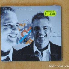 CDs de Música: LOS CHICANOS DEL SUR - VOLVIENDO ATRAS - CD. Lote 168458241
