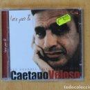 CDs de Música: CAETANO VELOSO - LOCO POR TI + DVD - CD. Lote 168458524