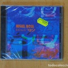 CDs de Música: MIGUEL BOSE - DIRECTO 90 - CD. Lote 168459104