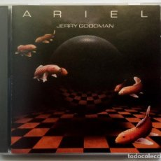 CDs de Música: JERRY GOODMAN - ARIEL - US CD 2000 - ONE WAY. Lote 168475548