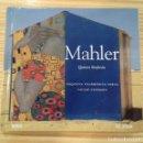 CDs de Música: MAHLER QUINTA SINFONÍA COLECCIÓN EL PAÍS NÚMERO 8. Lote 168490084