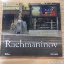 CDs de Música: RACHMANINOV CONCIERTOS PARA PIANO COLECCIÓN EL PAÍS NÚMERO 13. Lote 168491676
