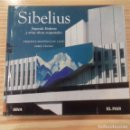 CDs de Música: SIBELIUS SEGUNDA SINFONÍA Y OTRAS OBRAS ORQUESTALES COLECCIÓN EL PAÍS NÚMERO 19. Lote 168493656