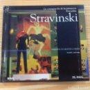 CDs de Música: STRAVINSKY LA CONSAGRACIÓN DE LA PRIMAVERA-PETRUSHKA COLECCIÓN EL PAÍS NÚMERO 25. Lote 168495872