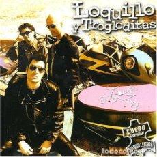 CDs de Música: LOQUILLO Y TROGLODITAS - CUERO ESPAÑOL. Lote 168496228