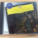 CDs de Música: MOZART REQUIEM KV626 ADAGIO & FUGUE K.546 HERBERT VON KARAJAN. Lote 168503756