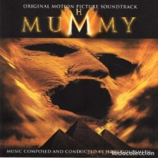 CDs de Música: THE MUMMY / JERRY GOLDSMITH CD BSO. Lote 168522780