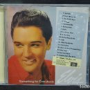 CDs de Música: ELVIS - SOMETHING FOR EVERYBODY - CD. Lote 168551560