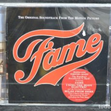CDs de Musique: VARIOUS ‎- FAME (THE ORIGINAL SOUNDTRACK FROM THE MOTION PICTURE) - CD. Lote 168554092