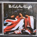 CDs de Música: THE WHO - THE KIDS ARE ALRIGHT - CD. Lote 168556120
