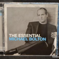 CDs de Música: MICHAEL BOLTON - THE ESSENTIAL - 2 CD. Lote 168562276