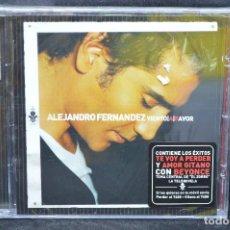 CDs de Música: ALEJANDRO FERNÁNDEZ - VIENTO A FAVOR - CD. Lote 168572456