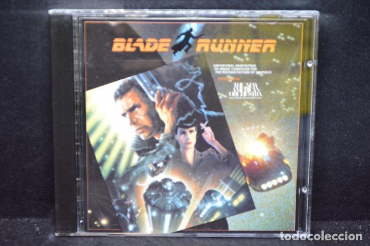 THE NEW AMERICAN ORCHESTRA - BLADE RUNNER - CD (Música - CD's Bandas Sonoras)