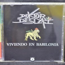 CDs de Música: DOKTOR DESLAI - VIVIENDO EN BABILONIA - CD. Lote 168600028