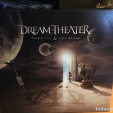 CDs de Música: DREAM THEATER - BLACK CLOUDS & SILVER LININGS (ROADRUNNER RECORDS) (EDICIÓN 3CDS). Lote 168610752