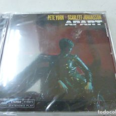 CDs de Música: PETE YORN & SCARLETT JOHANSSON - APART -CD -5 TEMAS -PRECINTADO -N. Lote 180952372