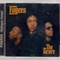 CDs de Música: FUGEES (REFUGEE CAMP) - THE SCORE (CD 1996, COLUMBIA COL 483549 2). Lote 168622944