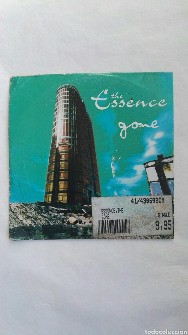 THE ESSENCE GONE CD (Música - CD's Pop)