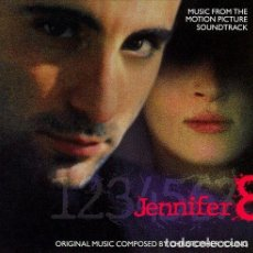 CDs de Música: JENNIFER 8 / CHRISTOPHER YOUNG CD BSO. Lote 168643508