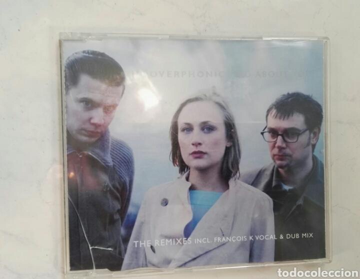 HOOVERPHONIC THE REMIXES CD (Música - CD's Pop)